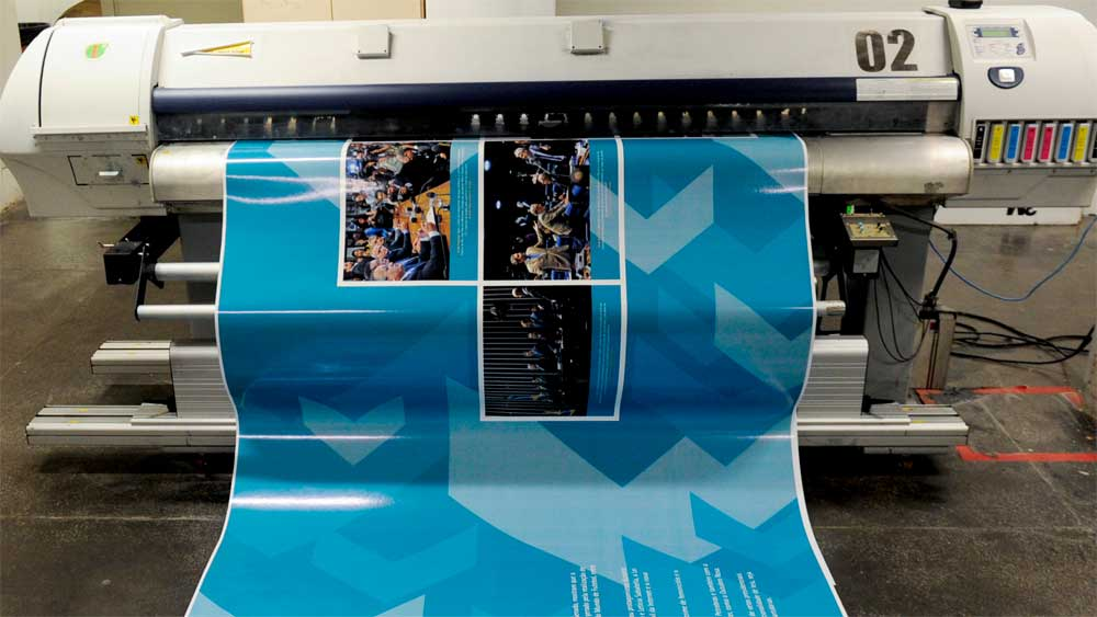 Banner Printing   Champagne Graphics